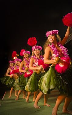 Paradise Cove Luau, Honolulu. This was a fabulous experience!