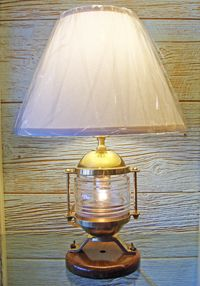 Lamps, Lighting & Shades