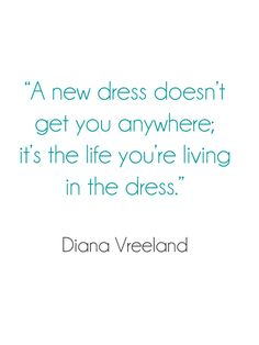 V. inspired after watching Diana Vreeland: The Eye Has To Travel