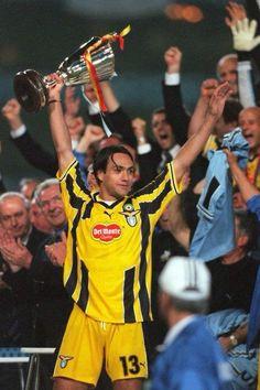 Sandro Nesta   Finale Coppa delle Coppe 1998/1999   SS Lazio