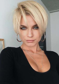 Have a look on these incredible ideas of bob hairstyles with short hair in 2018. Short bob haircuts with layers can be create for you if you're searching for more trendy and cutest short hair looks nowadays. Whether you've fine or thick hairs, these are elegant trends of bob hairstyles to get modern touch of bob cuts.