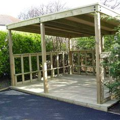 Shade and shelter in a Portsmouth nursery.