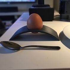 3D Printable The Egg Arc by Carsten Dalgaard