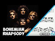 Bb Tuba -  Bohemian Rhapsody - Queen #TSS (Sheet Music) - YouTube