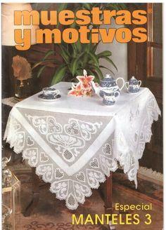 Gallery.ru / Фото #1 - Muestras y Motivos Especial Manteles 3 - tymannost