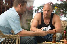 Paul Walker y Vin Diesel - Brian O'Conner y Dominic Toretto