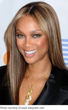 Tyra Lynne Banks is a former American model, author, actress, and television personality. She first became famous as a model, appearing twice on the cover of the Sports Illustrated Swimsuit Issue