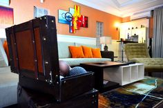Living Room Design And Decor By Us Project For Residential Home Interior In Lagos Nigeria