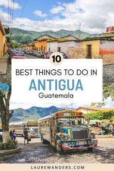 Cool Places To Visit, Places To Travel, Travel Destinations, Solo Travel, Travel Usa, Atitlan Guatemala, South America Travel, North America, Countries In Central America