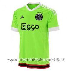 Nueva camisetas de fútbol Ajax 2016 2ª equipación €20.99