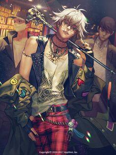 Pin by Meruru Watanabe on a. in 2019 Handsome Anime Guys, Cute Anime Guys, Hot Anime Boy, Anime Boys, Manga Anime, Manga Boy, Badass Anime, Gang Road, Fanart