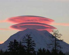 Cap clouds