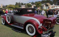1930 Cadillac 452 V-16 Fleetwood Roadster