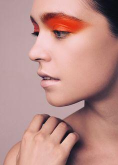 Color by Kristina Biletskaya, via Behance