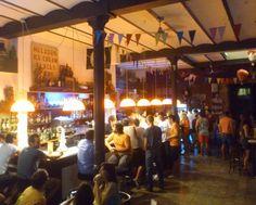 Molta Barra, cosy tapas bar with mostly locals