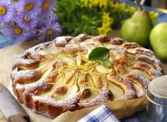 Apple Pie, Sweet Recipes, Tea Time, French Toast, Food And Drink, Cooking Recipes, Yummy Food, Sweets, Meals
