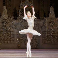 Sarah Lamb as the Sugar Plum Fairy