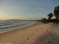 Angola beach