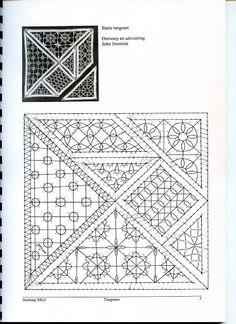 Tangrammen in kant - lini diaz - Picasa Albums Web