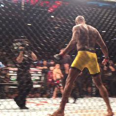 """#SPIDER HERE WE GO!!!!!! #UFC183 #Vegas """