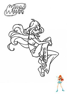 MUSA Coloring Pages