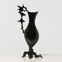 Antonia Campi; Glazed Ceramic Jug, 1950s.