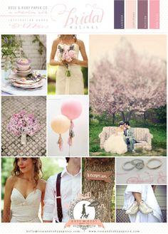 Lilac Garden Party Wedding Inspiration Board by @Rose Pendleton Pendleton Murphy