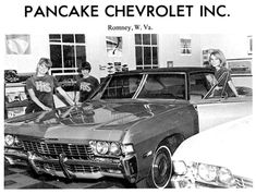 It's a Pancake… local girls with a new Impala Chevrolet Bel Air, Chevrolet Chevelle, Chevy, New Impala, General Motors Cars, Used Car Lots, Chevrolet Dealership, New Car Smell, Gm Car