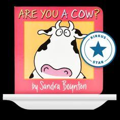 Personalized Sandra Boynton Book!