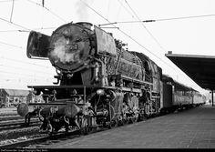 RailPictures.Net Photo: 023 072 Deutsche Bundesbahn Steam 2-6-2 at Merzig, Germany by J Neu, Berlin