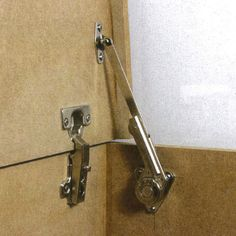 How to install hinges - soft closing toybox