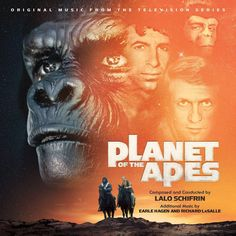 Planet Of The Apes TV series soundtrack