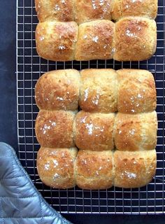 Gluten Free Potato Rolls- The perfect dinner roll for any gathering!