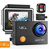 APEMAN Action Camera WiFi Waterproof Underwater Sports Camcorder Ski Camera with EIS Zoom 170 Degree Ultra Wide Angle Lens with Mounting Accessories and Portable Carrying Bag Action Cam, Action Sport, Gopro Action, Dslr Photography Tips, Underwater Photography, Straight Photography, Sport Photography, Iphone 3, Camcorder