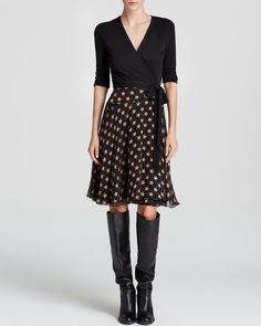 DIANE von FURSTENBERG Wrap Dress - Bloomingdale's Exclusive Irina | Bloomingdale's