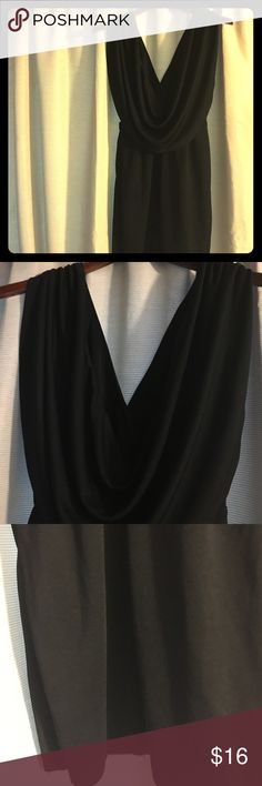 "MAKE AN OFFER‼️Foreign Exchange LittleBlackDress M Foreign Exchange Drape front dress. So cute. Excellent Condition.     Approx. measurements (Stretches 1.5""-2"") Bust-Armpit to armpit 16"" Waist-8"" below armpit 14"" Length-Shoulder seam to bottom hem 33"" Foreign Exchange Dresses Mini"