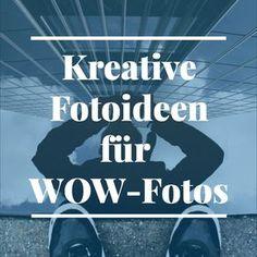 Es gibt so coole Ideen für neue Fotos, dass ich sofort die Kamera greifen will und loslegen. Immer wieder suche ich nach Tipps für mehr Foto-Kreativität. Hier habe ich ein paar echte Wow-Fotoideen für dich und deine kreative Fotografie gesammelt, die teils so einfach und doch so inspirierend sind. H