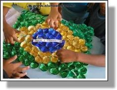 150 Atividades para o dia da Independência do Brasil - 7 de Setembro - Educação Infantil - Aluno On Tamara, Montessori, Birthday, Party, Centre, Brazil Flag, November Born, Parenting Books, Diwali