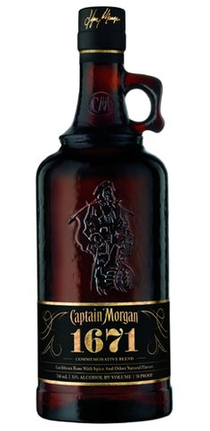 Captain Morgan 1671 Commemorative Blend