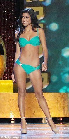 Miss Puerto Rico Carole Rigual...