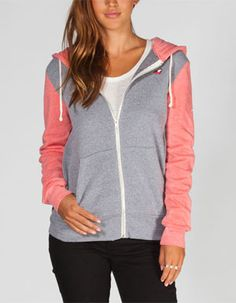 GLAMOUR KILLS Young Love Womens Hoodie available at Adrenaline Toronto