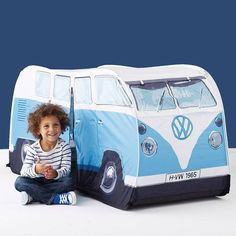 Child's Camper Van Tent