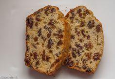 Photo de recette de gâteau aux raisins de Kilomètre-0, blog de cuisine réalisée à partir de produits locaux et issus de circuits courts