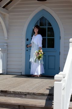 Wearing Heart's Desire brand linen from @mimibellas at the little Chapel in Henkel Square in Round Top, Texas.