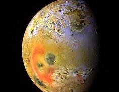 Desvelan un nuevo lago de lava en una luna de Júpiter
