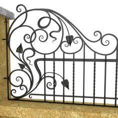 Wrought Iron Stairs, Wrought Iron Decor, Metal Stairs, Metal Gates, Fence Gate Design, House Gate Design, Iron Windows, Grades, Forging Metal