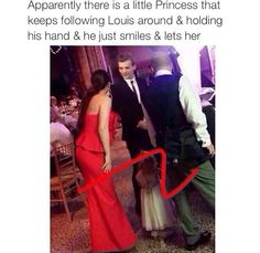 omg that cinderella ball was the sweetest thing ever louis is so kind and giving
