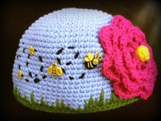 Beesness hat ~ inspiration