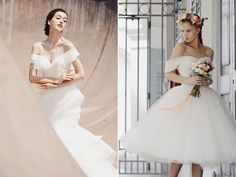 36 Utterly Romantic Off-The-Shoulder Wedding Dresses You Must See!