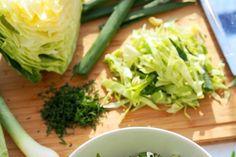Najlepsza sałatka królewska | Smaczna Pyza Lettuce, Celery, Cabbage, Salads, Coleslaw, Pizza, Vegetables, Food, Coleslaw Salad